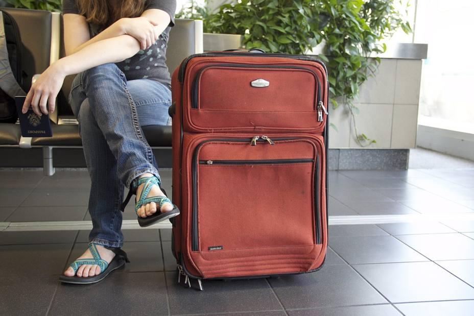 Localizan 870.000 euros en una maleta en el aeropuerto de Dusseldorf