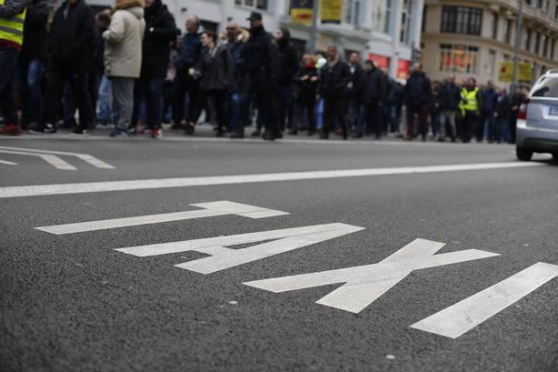 Termina sin acuerdo la reunión de urgencia entre Comunidad de Madrid y taxistas