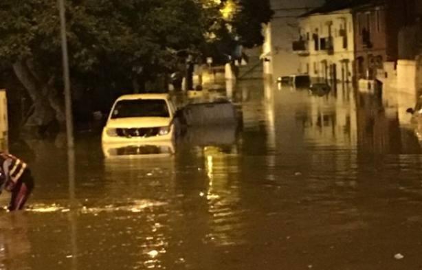 Inundaciones en El Trapiche