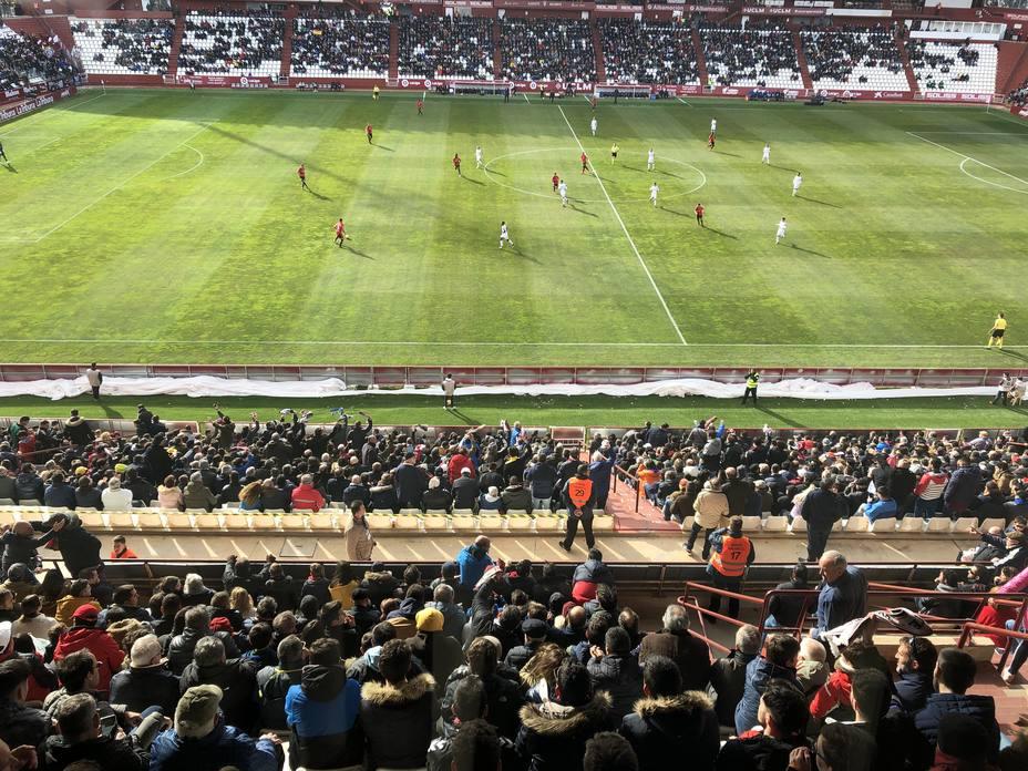 El Albacete mantiene el liderato con 48 puntos