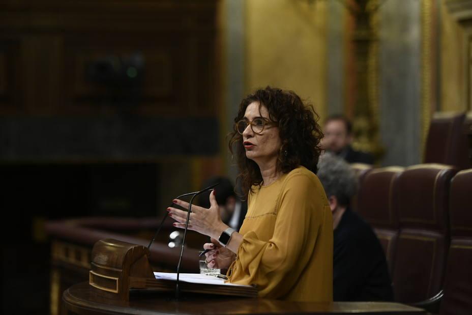 Montero pide sentido común y cordura con los Presupuestos y aboga por consolidar alianzas con Podemos
