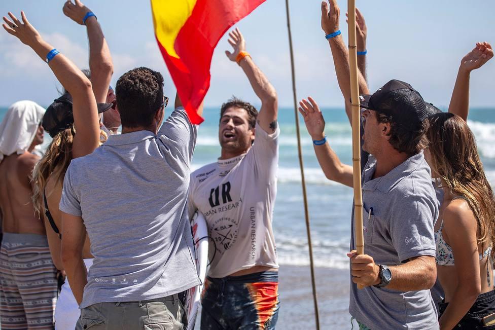 La Federación de Surfing celebra que el movimiento olímpico tenga en cuenta los deportes innovadores
