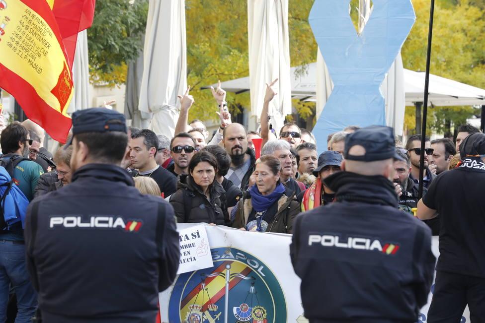 Jupol aspira a ser el sindicato mayoritario en la Policía y avisa que la equiparación real es innegociable
