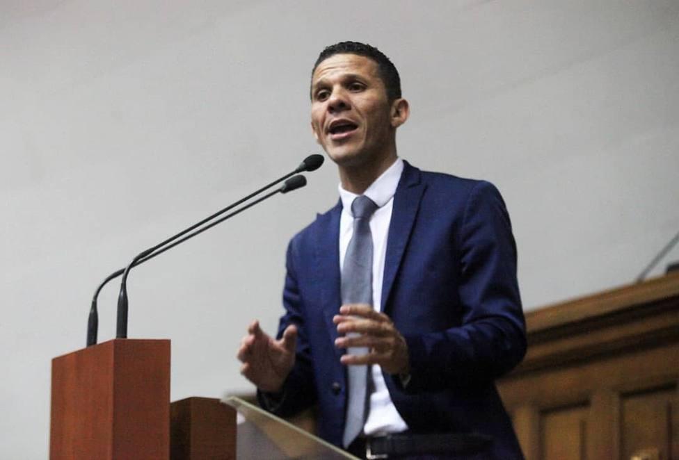 El diputado venezolano Gilber Caro asegura que no alberga odio tras pasar más de 50 días detenido