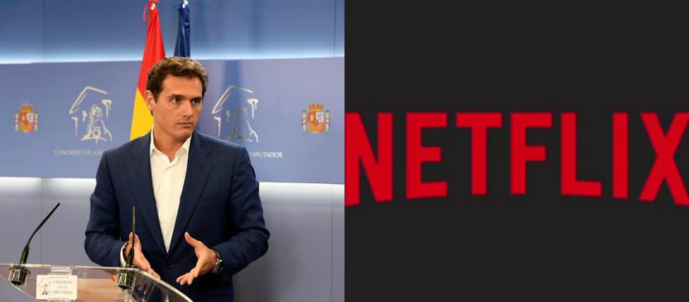 Ciudadanos exige a Netflix que rectifique por una de sus últimas producciones