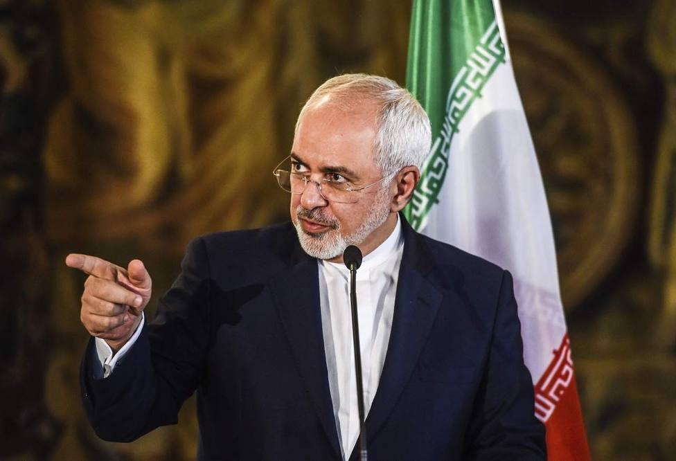 """El ministro de Exteriores de Irán describe las sanciones de EEUU como """"motivo de guerra"""""""