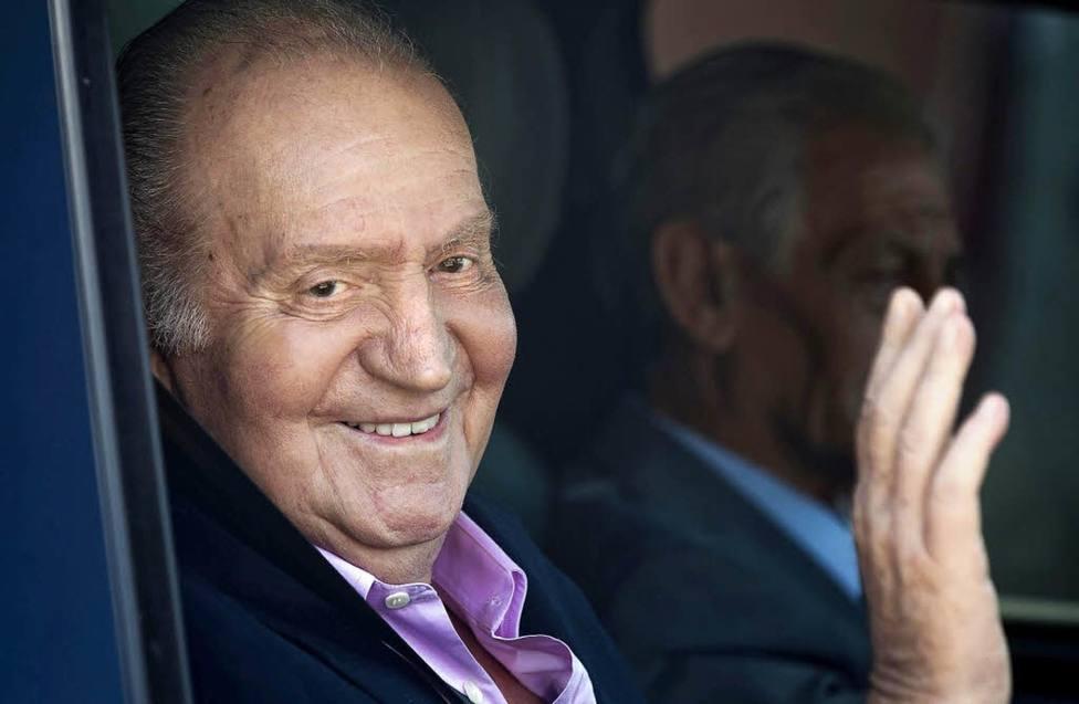 """El mundo de la política se vuelca en palabras de ánimo a Juan Carlos I y le desean una """"rápida recuperación"""""""
