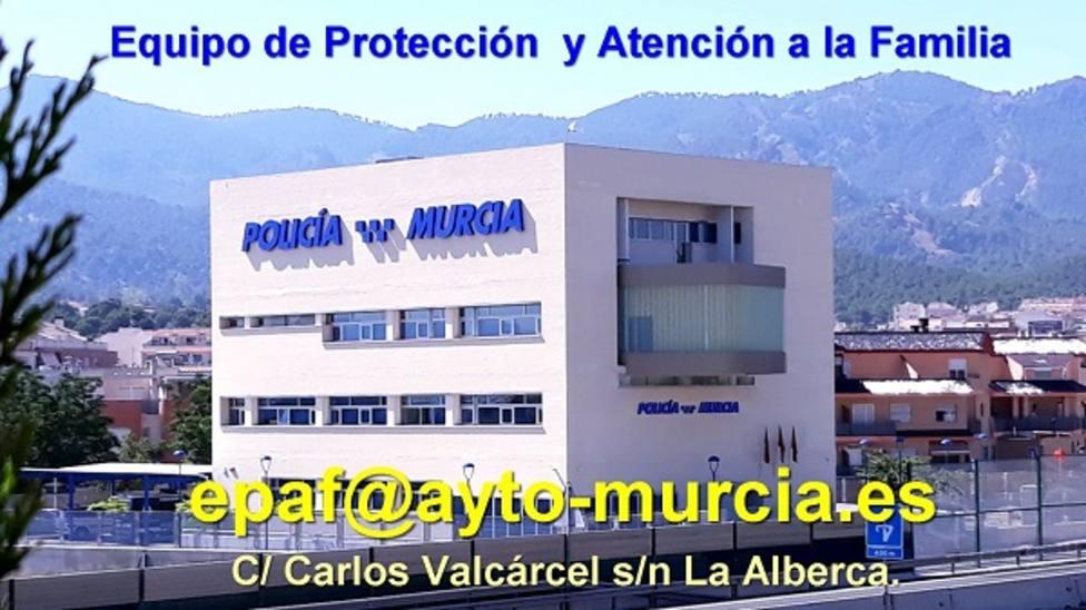 Cuatro personas detenidas en tres intervenciones por violencia en el ámbito familiar en Murcia