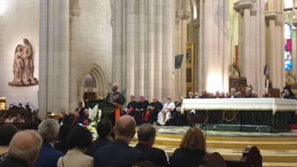 Concluye en Madrid el Encuentro de Oración 'Paz sin Fronteras'
