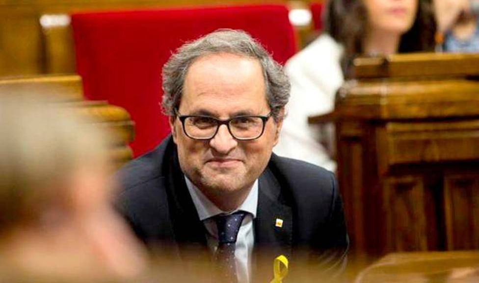 Torra barre para casa ante la repetición electoral: No se puede gobernar sin escuchar a Cataluña
