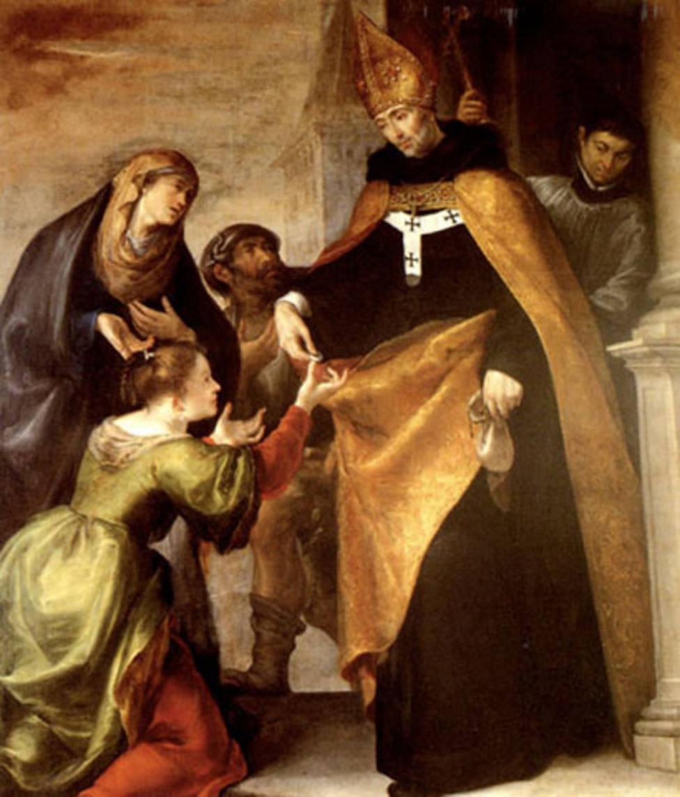 Santo Tomás de Villanueva: el Santo obispo del estudio y la contemplación