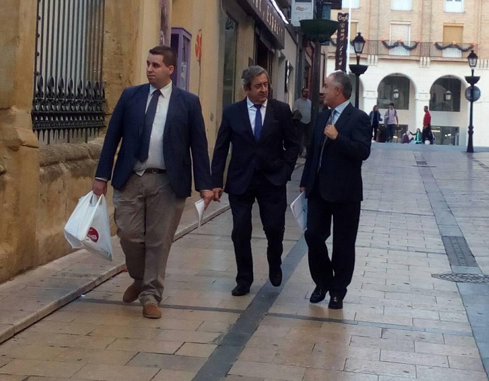 Javier Zaragoza en Huesca