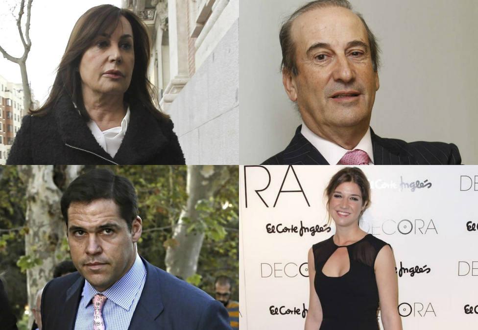¿Quiénes son los 22 familiares de Franco que acudirán a su exhumación?
