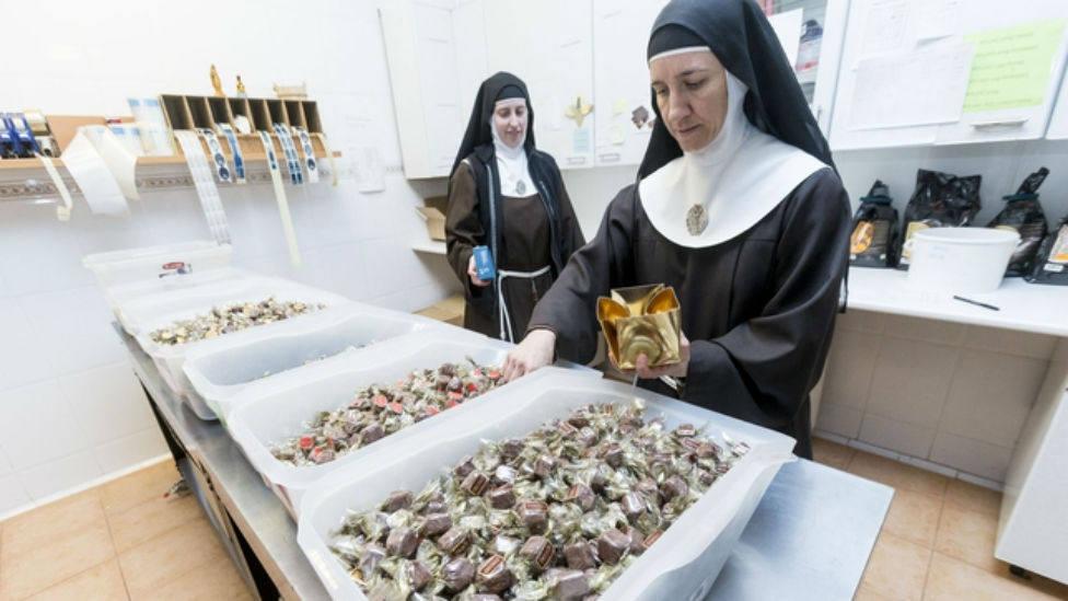 Las hermanas clarisas de Belorado (Burgos)