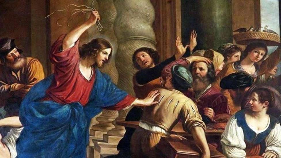 ¿Por qué Jesús se vio obligado a expulsar a los mercaderes del Templo?