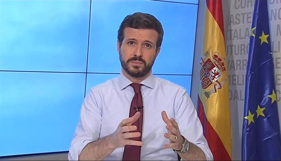 Casado pide a Sánchez que aclare la compra de los test no validados a China