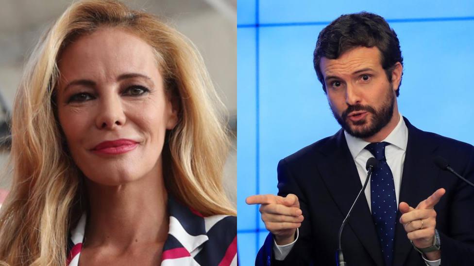 Paula Vázquez intenta atacar al Partido Popular y termina escarmentada: Si tanta unidad quieres...