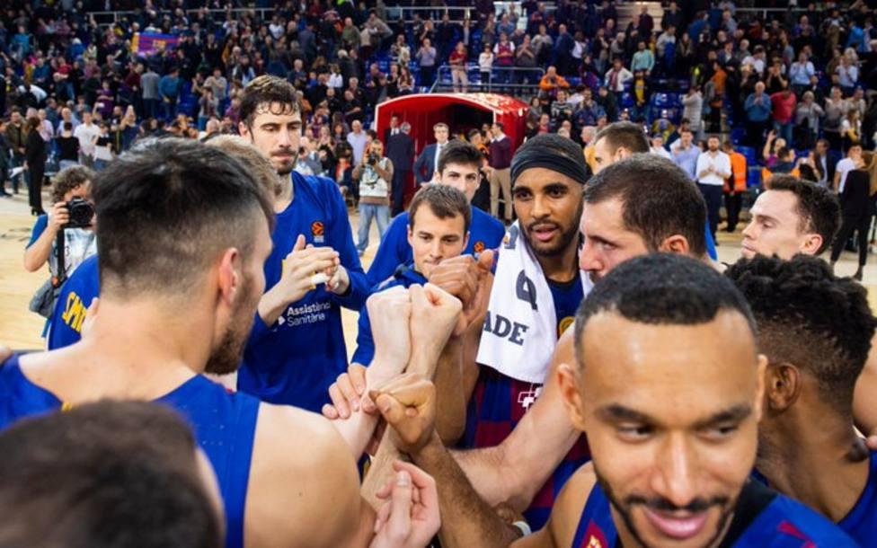 Barcelona baloncesto