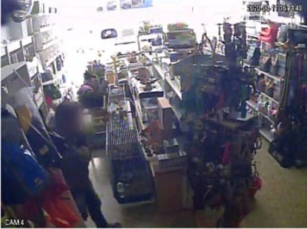 Detenido un hombre en Miranda como presunto autor de dos delitos de robo con fuerza