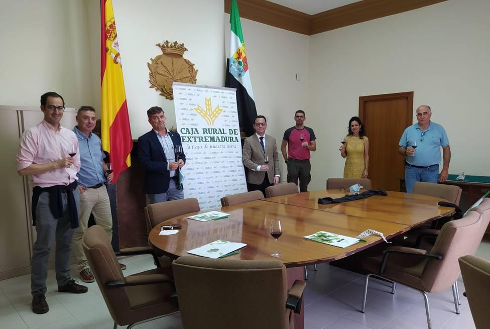 Gran aumento en la participación de bodegas en los Premios Espiga Vino de Caja Rural de Extremadura