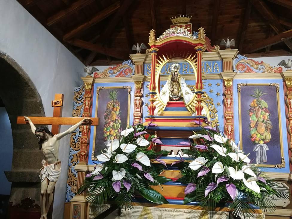 Virgen de Guadalupe (La Gomera)