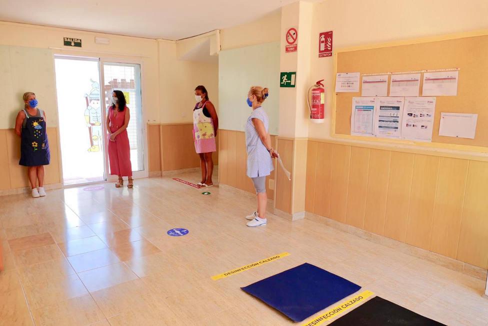 Las 78 docentes de las 11 Escuelas Infantiles de Cartagena dan negativo en las pruebas PCR