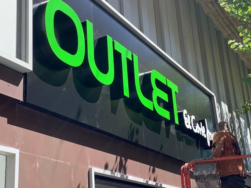 Outlet El Corte Inglés en Albacete