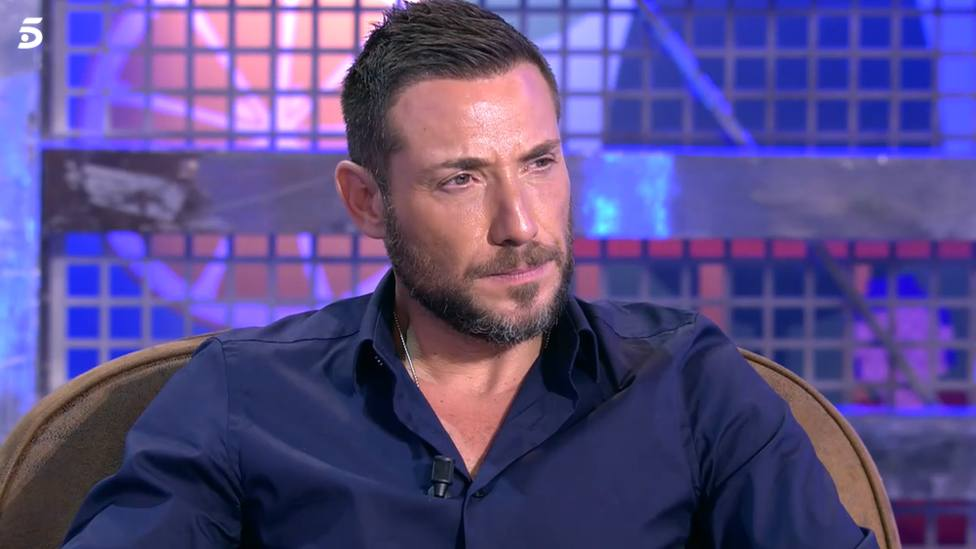 Antonio David Flores en Sálvame (Telecinco)