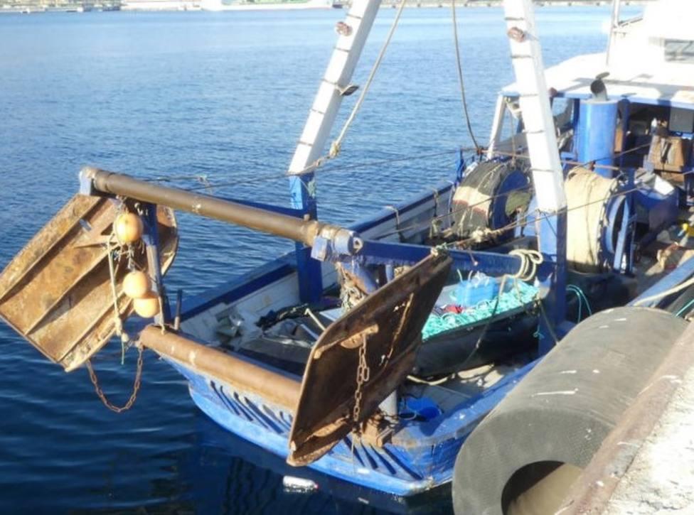 Vox preguntará por qué no se obligó al pesquero nodriza que llegó a Cartagena a volver a costas africanas