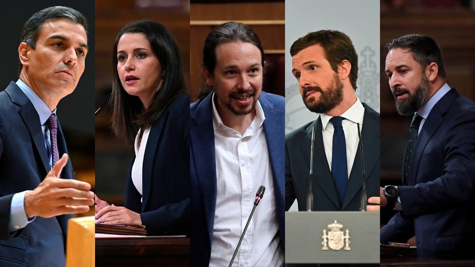¿Cuánto pagan de IRPF los principales líderes políticos?