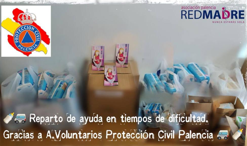 La Asociación RedMadre de Palencia cumple once años apoyando a la mujer embarazada y a la maternidad