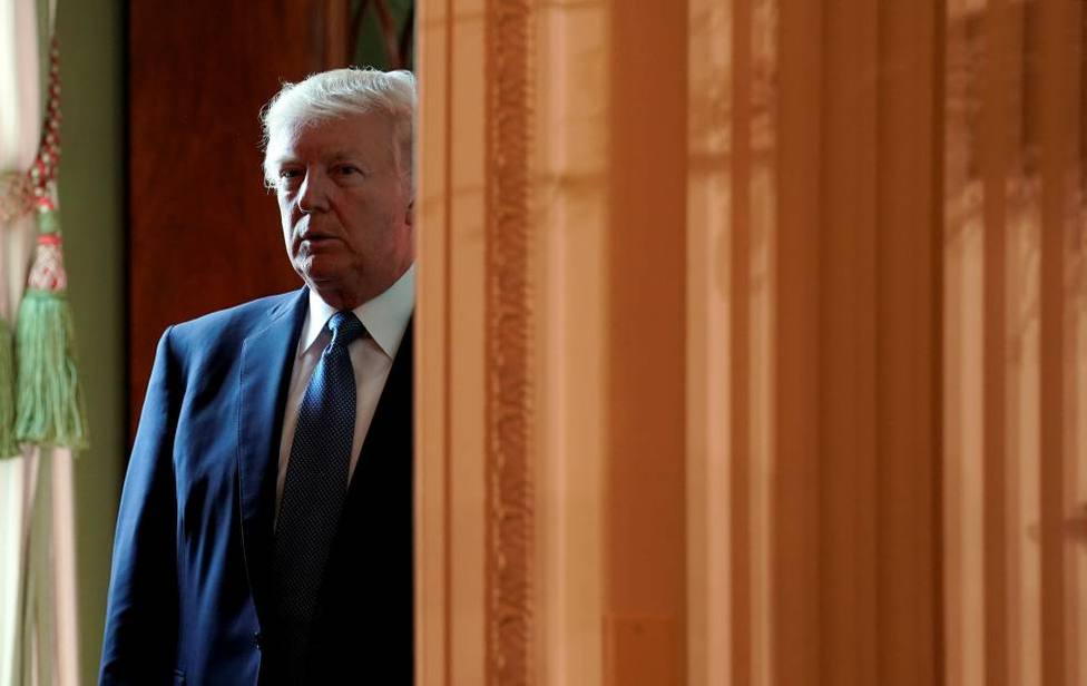 El asalto del Capitolio deja a Trump aún más solo dentro del Partido Republicano