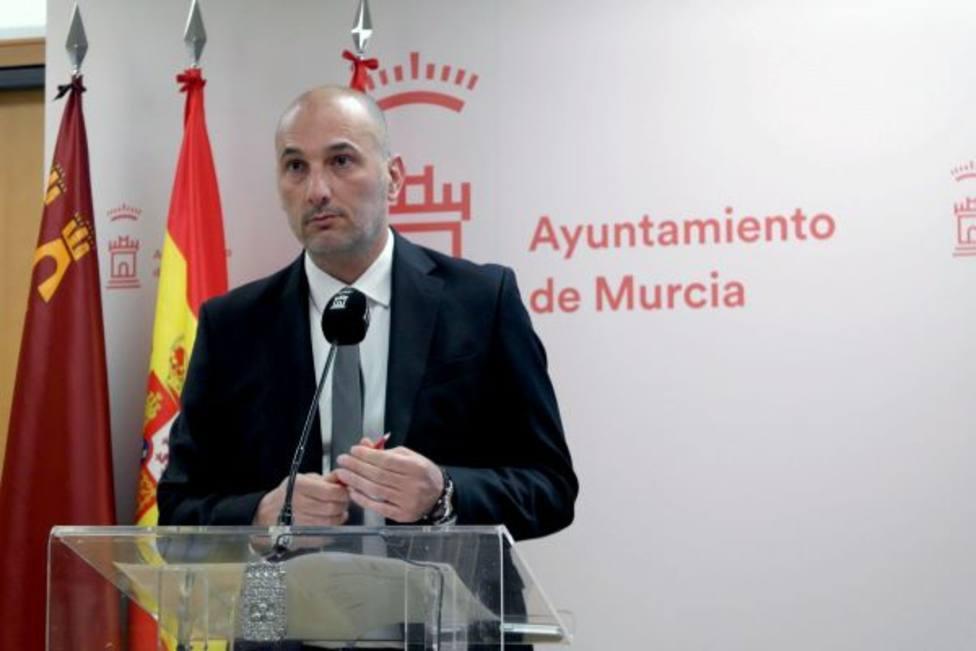 Pedro García Rex, concejal de Empleo, Promoción Económica y Turismo