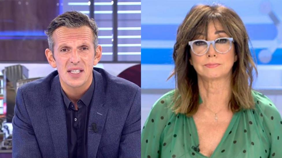 Joaquín Prat contradice a Ana Rosa cuando habla del físico de Anabel Pantoja: Sois unos pelotas