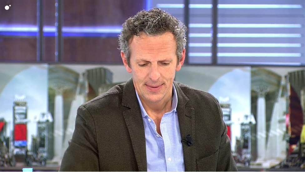 Joaquín Prat se salta el guion y pronuncia su despedida más dura en televisión: Nos ha tocado