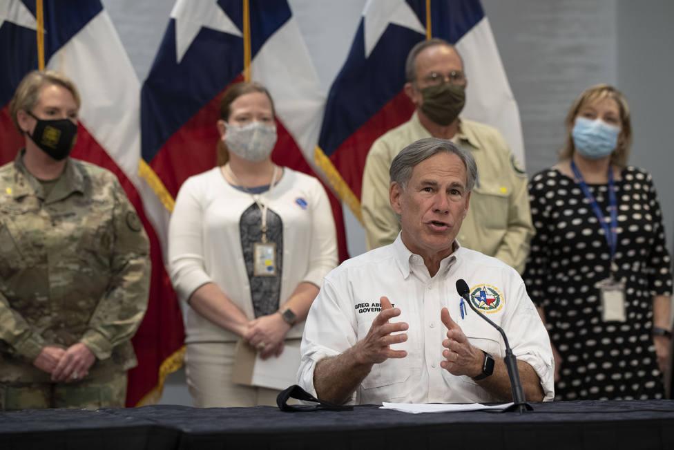 El gobernador de Texas responde a Biden que no necesita que Washington les dirija en temas como las mascarilla