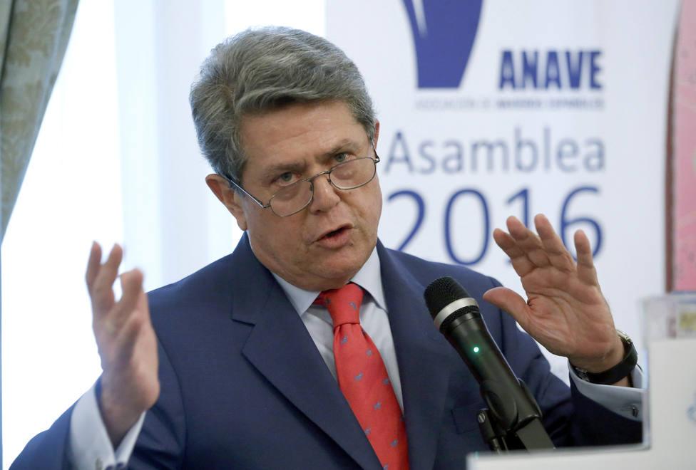 CLAUSURA ASAMBLEA GENERAL DE LA ASOCIACIÓN DE NAVIEROS ESPAÑOLES (ANAVE)