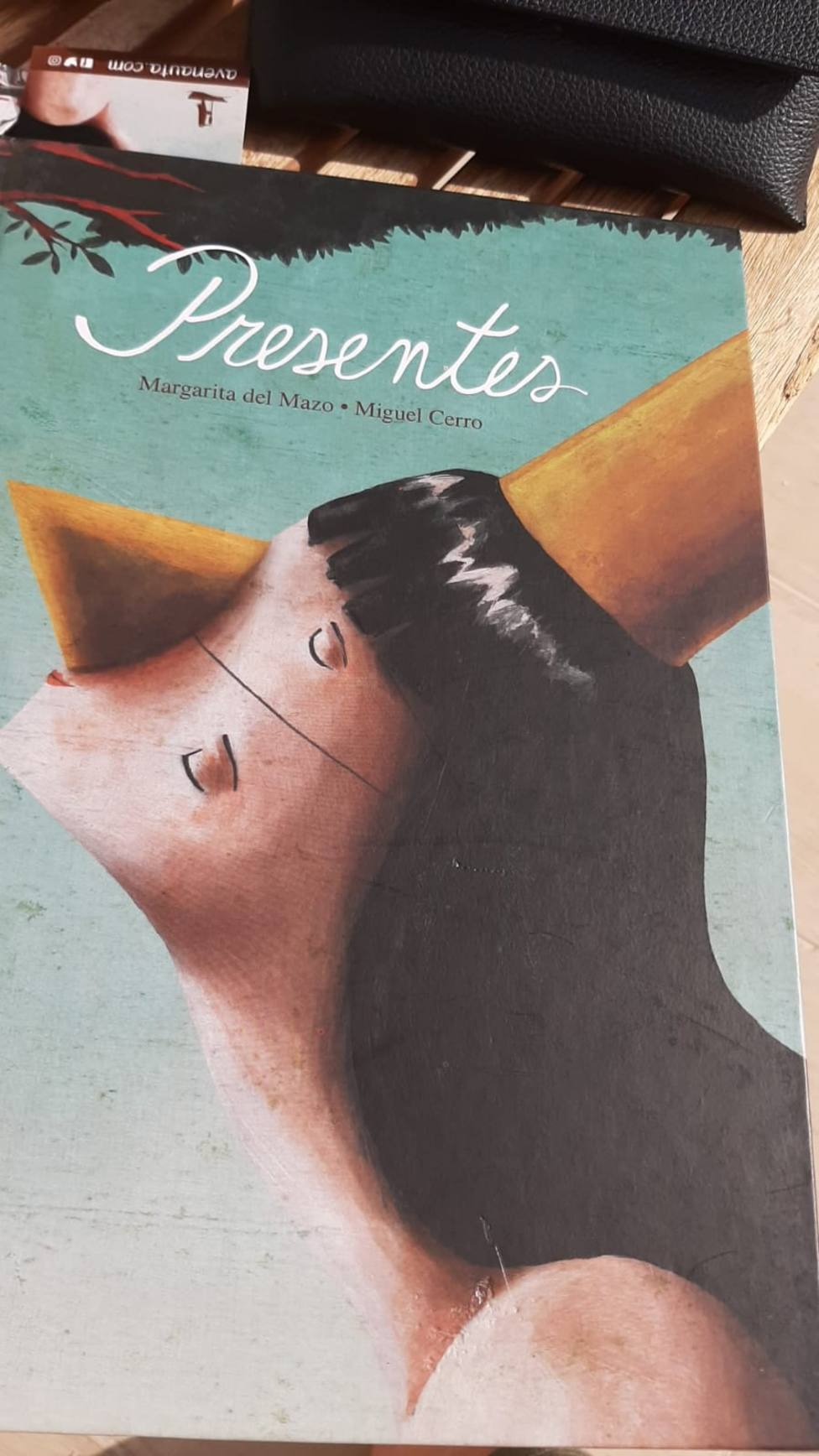 Presentes de Margarita del Mazo, ilustrado por Miguel Cerro