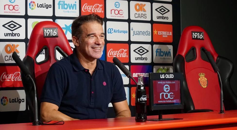 Luis García: No me váis a ver sacar pecho