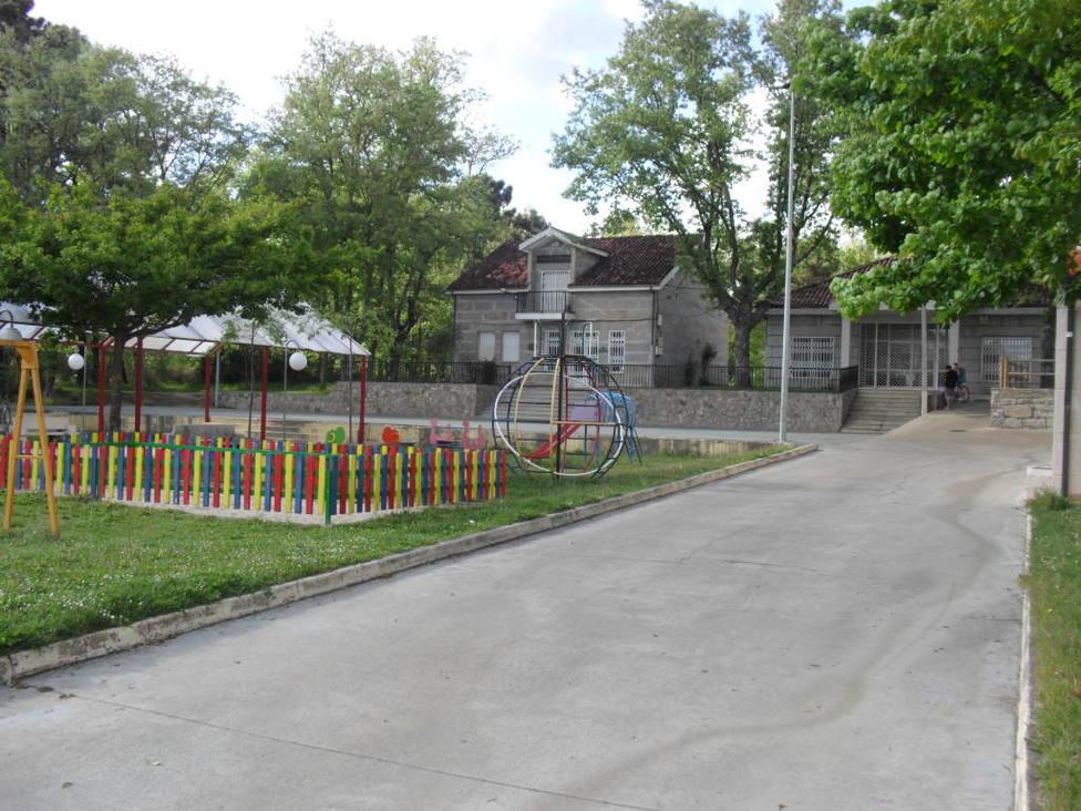Casa consitorial de Oimbra, ayuntamiento que lleva un mes sin casos Covid