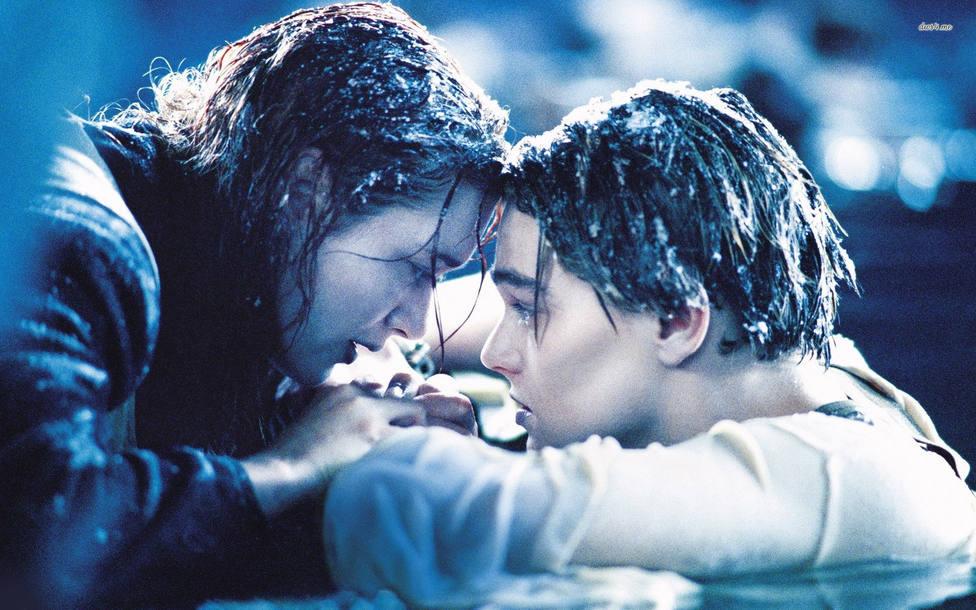 Fotograma de la película Titanic, de James Cameron
