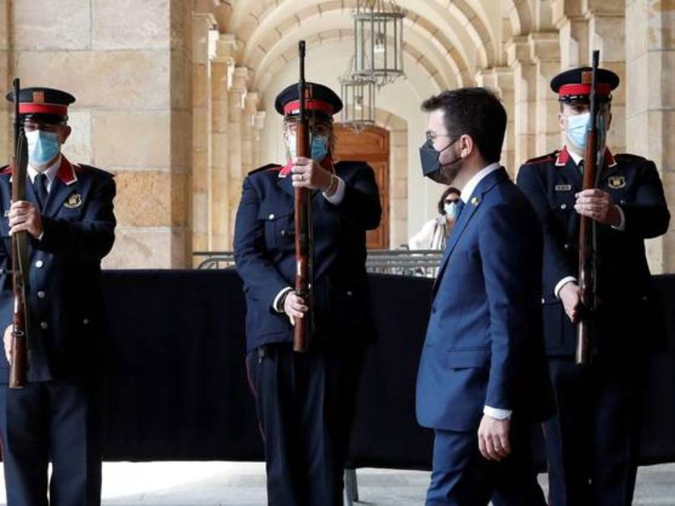 Catorce personas formarán el nuevo Govern paritario encabezado por Aragonès