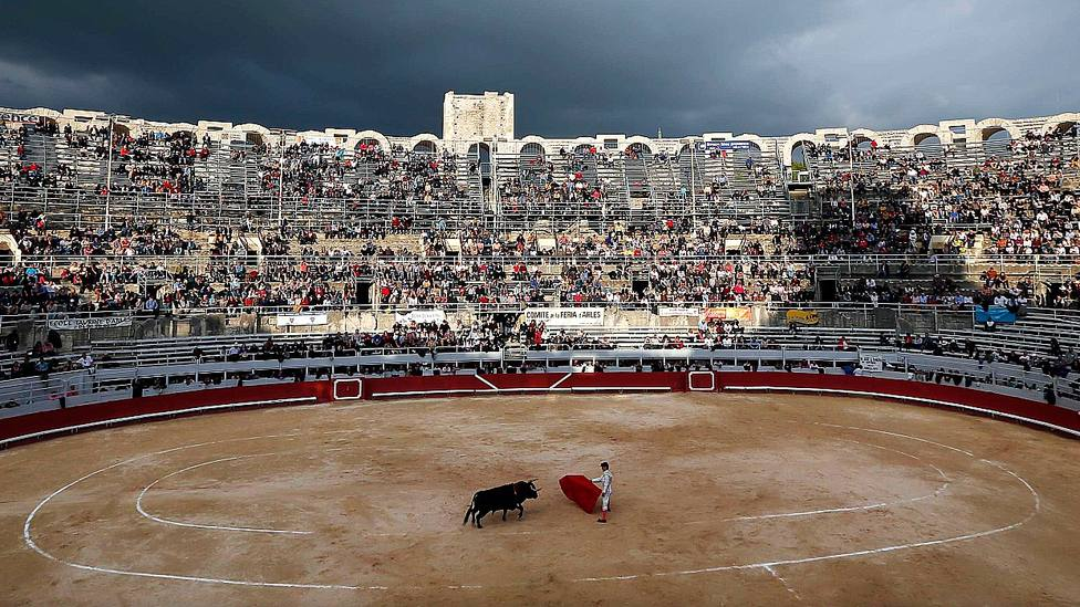 Plaza de toros de Arles (Francia)