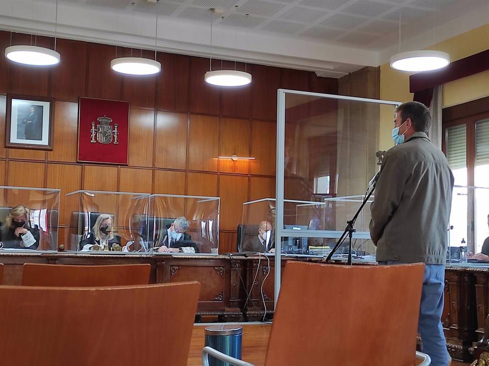 Jaén.- Tribunales.- Condenado a ocho años de prisión por agredir sexualmente a una bebé de dos años, hija de su pareja