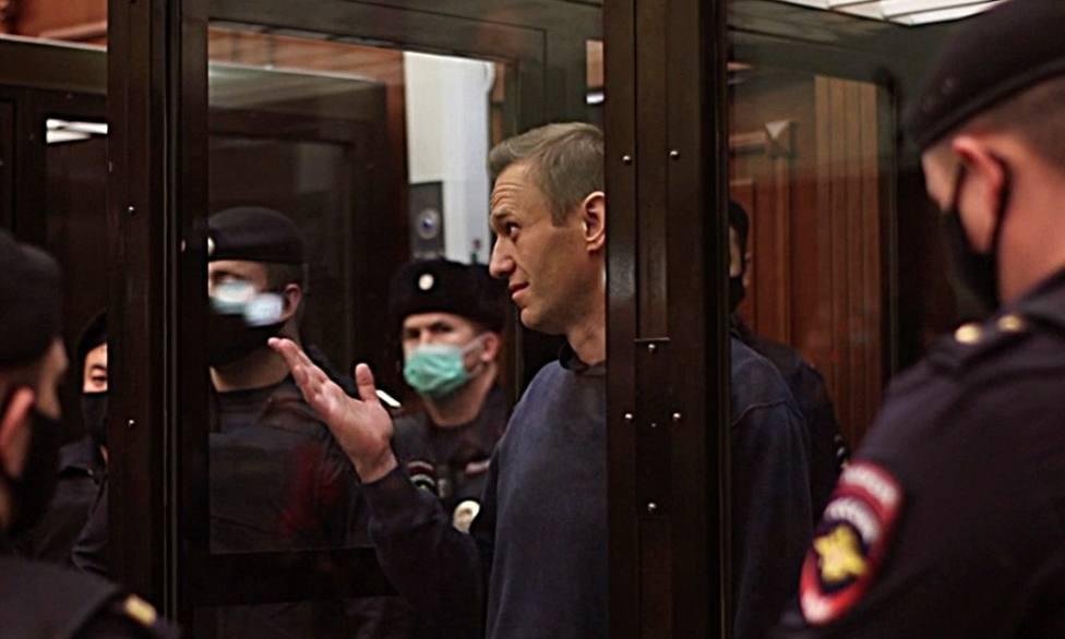 La Justicia rusa declara extremistas a las organizaciones vinculadas a Navalni