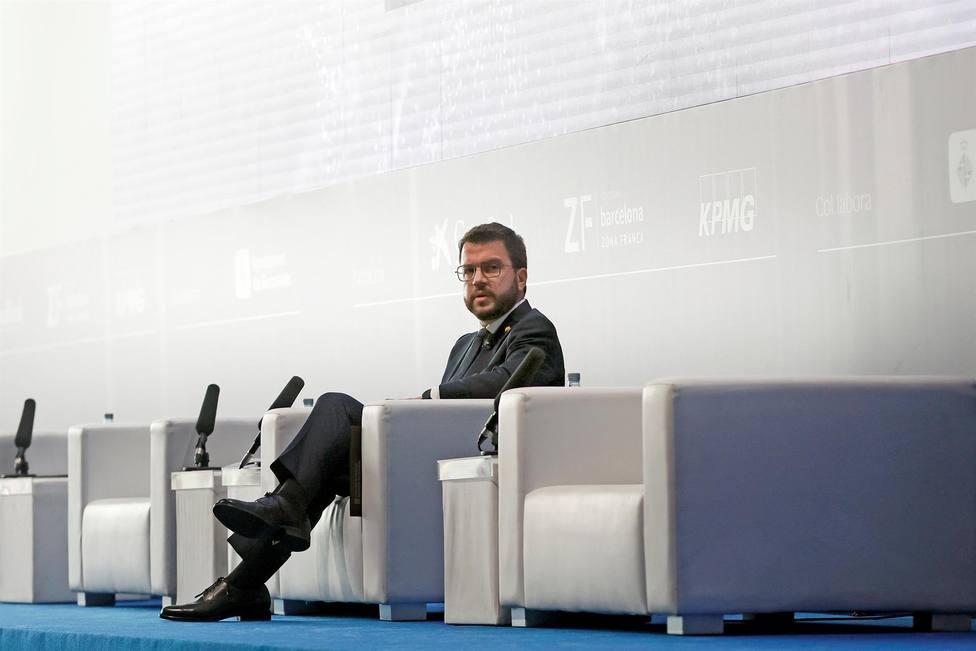 Aragonès da plantón a Sánchez y no asistirá al acto de reencuentro planeado por Moncloa