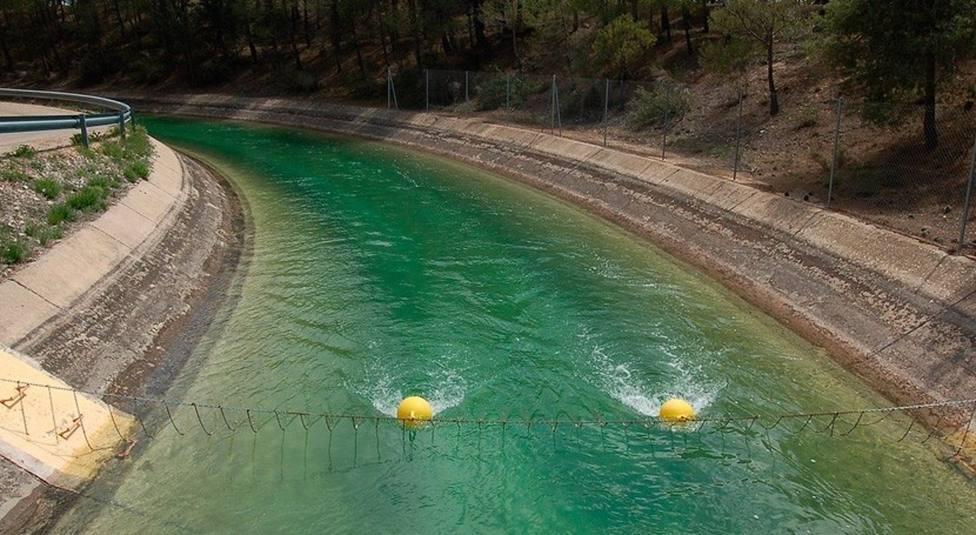 Agua.- Las nuevas reglas del Tajo-Segura, que reduce de 38 a 27hm3 el trasvase en nivel 2, entran mañana en vigor