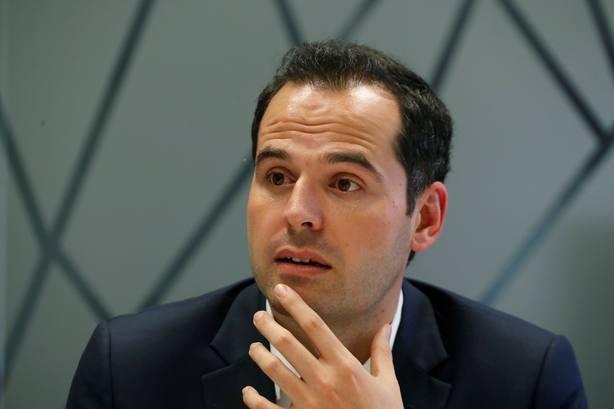 Ignacio Aguado, portavoz de Ciudadanos de la Asamablea de Madrid