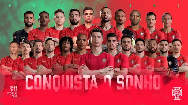 Lista Portugal Mundial