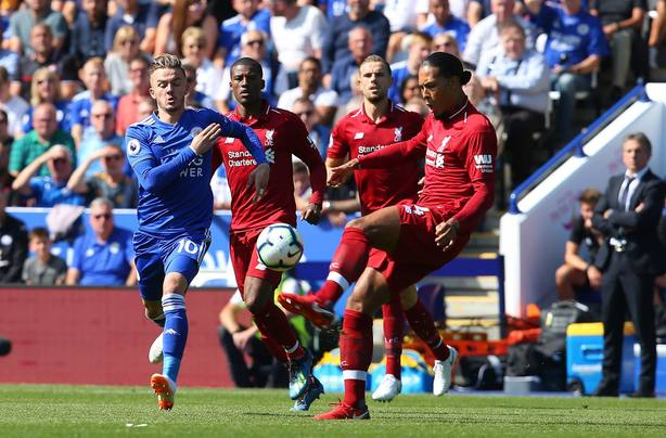 Leicester City vs Liverpool FC